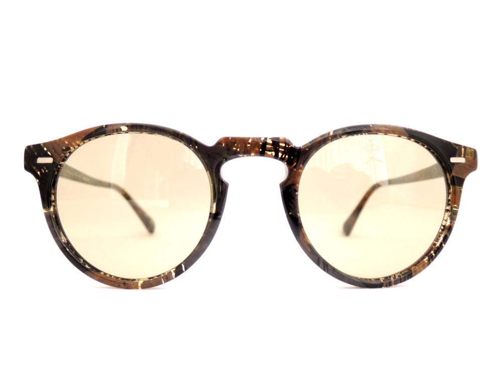 画像1: OLIVER PEOPLES for/pour alain mikli サングラス