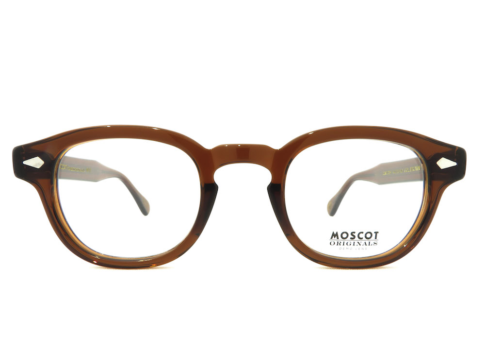 MOSCOT LEMTOSH 44size col.BROWN 写真01